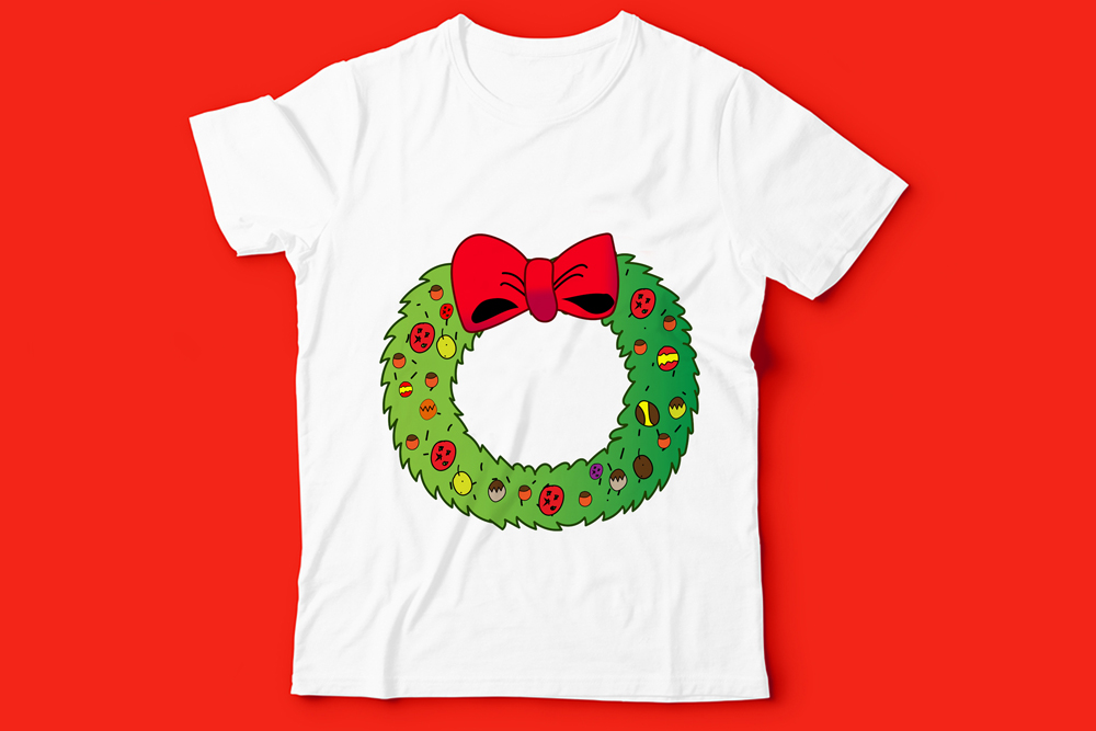 Kids T-Shirt Design example image 1