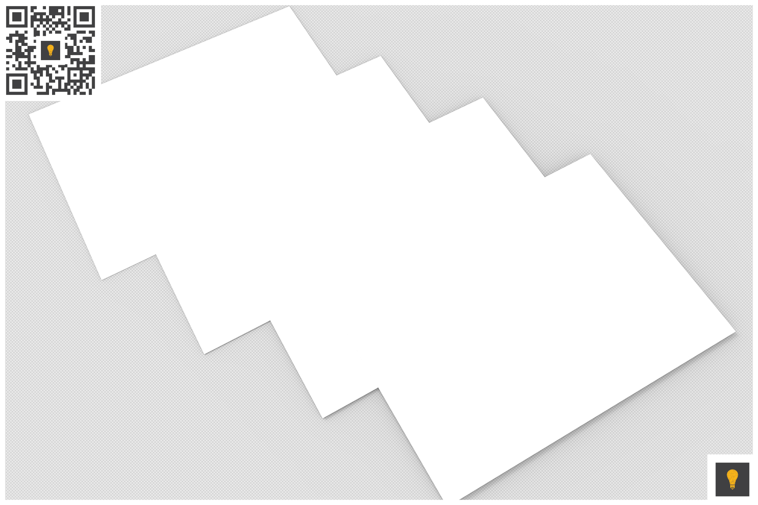 Invitation Cards 3D Render example image 4
