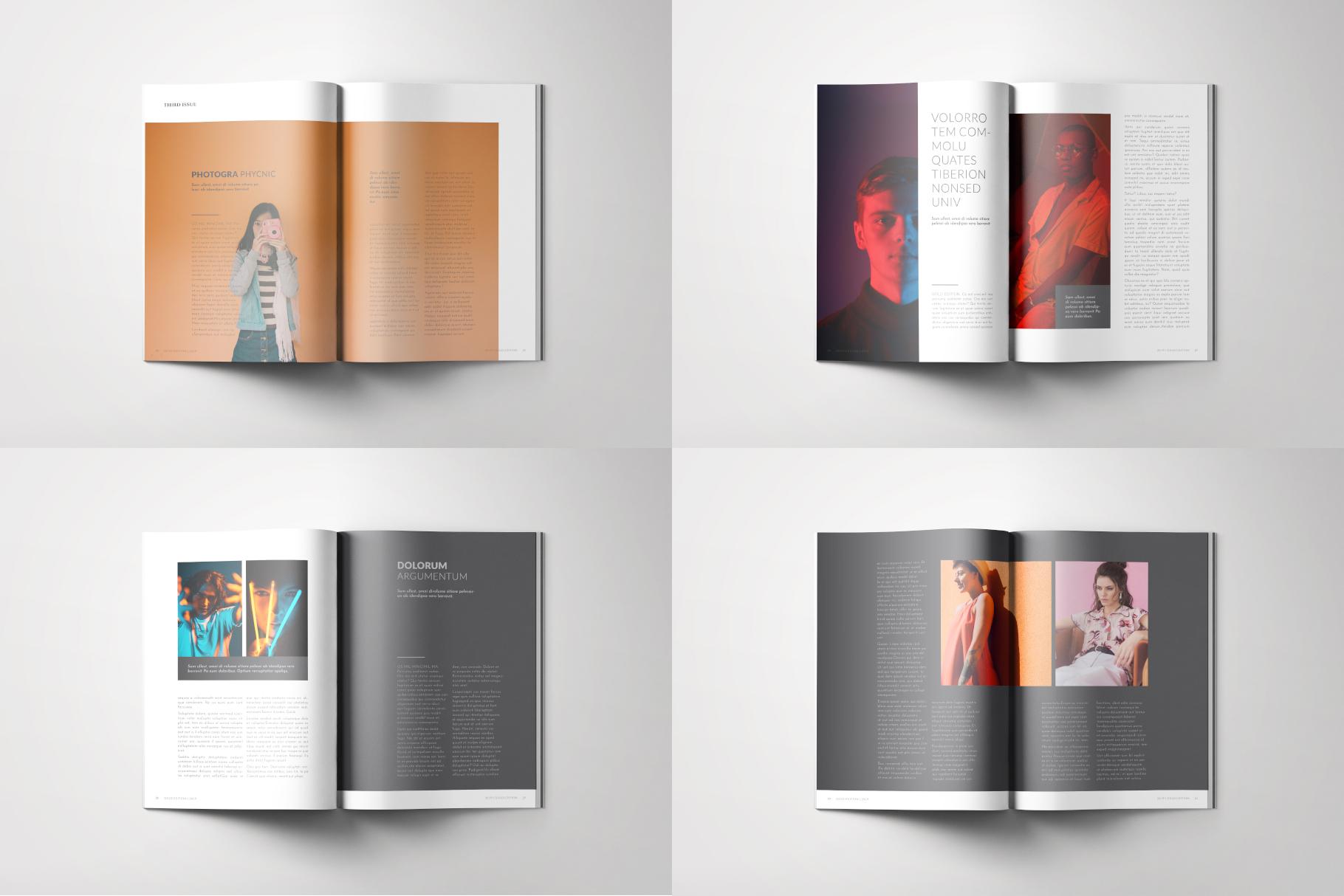 Minimalive Magazine example image 5