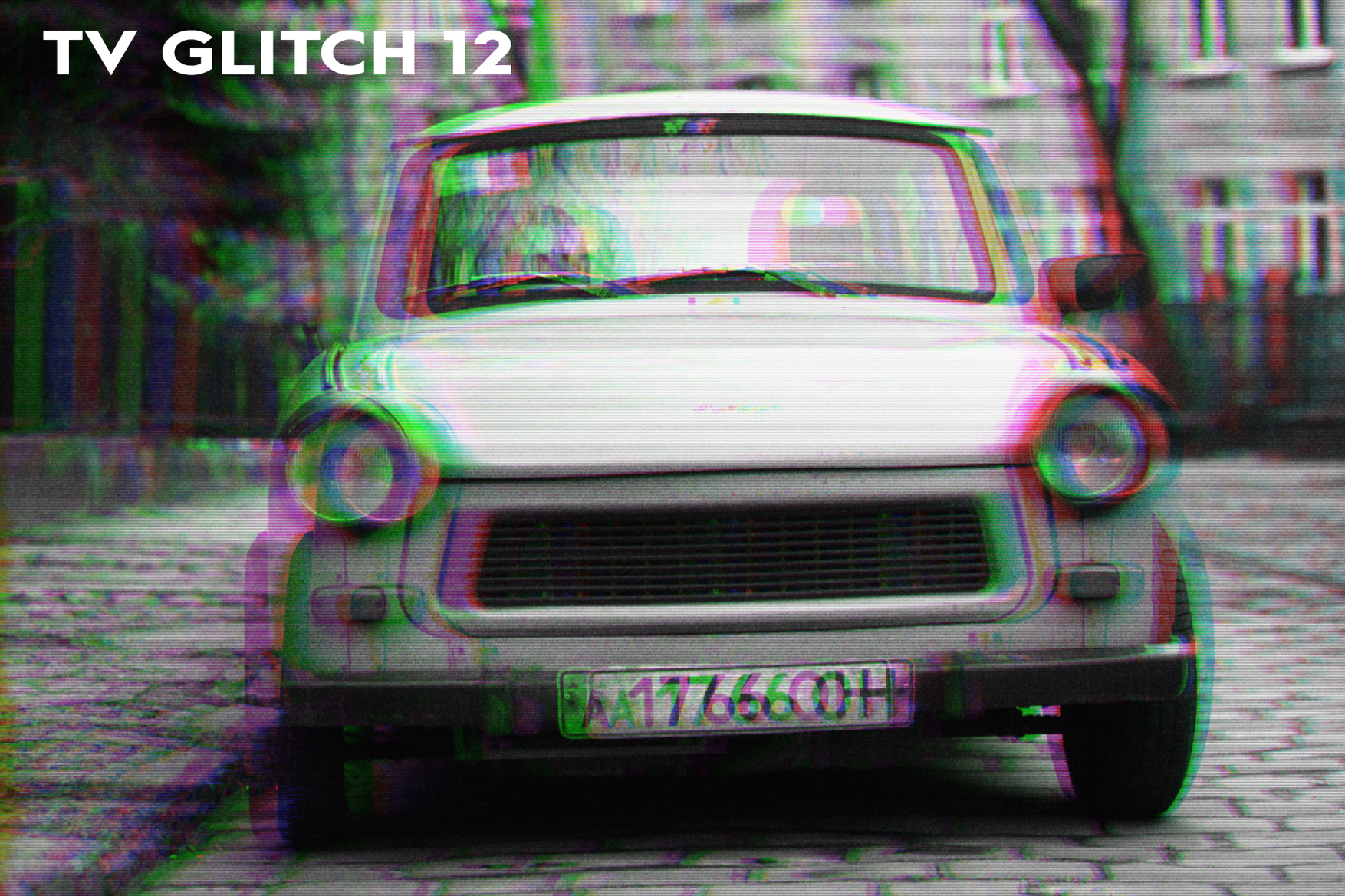 AL's Glitch TV Action Pack Vol. 1 example image 14