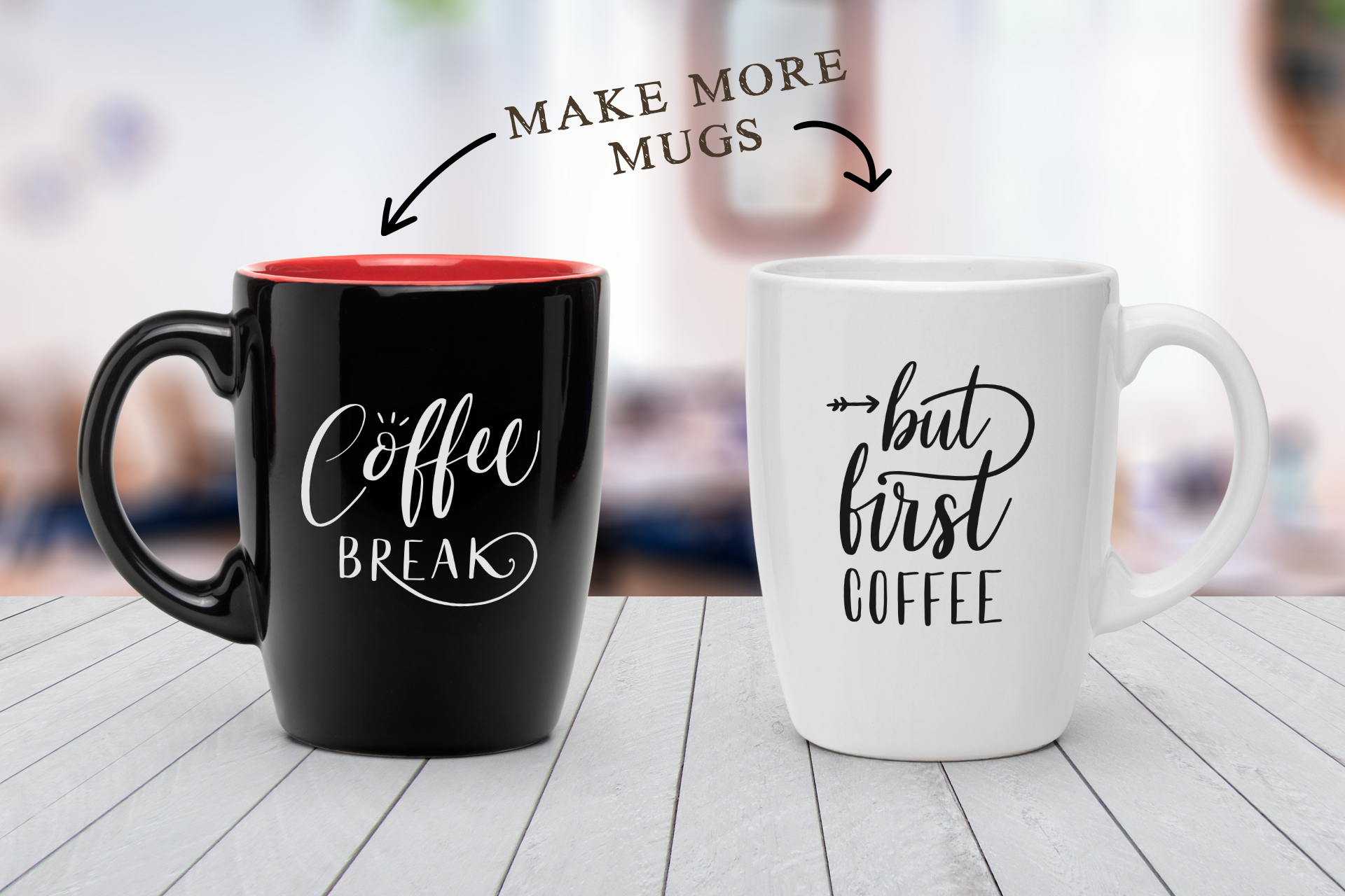 Coffee Quotes | SVG cut files example image 4