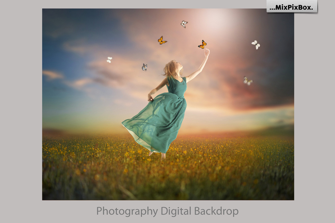 Summer backdrops example image 3