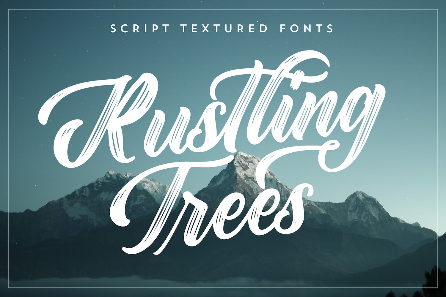 Rustling Trees example image 1