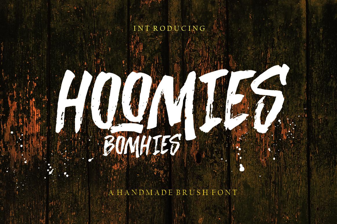 Hoomies Bomhies example image 1