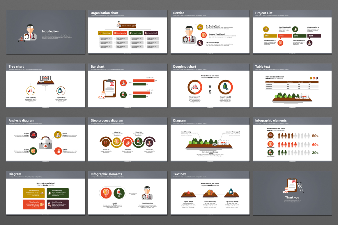 Health PPT Template example image 3
