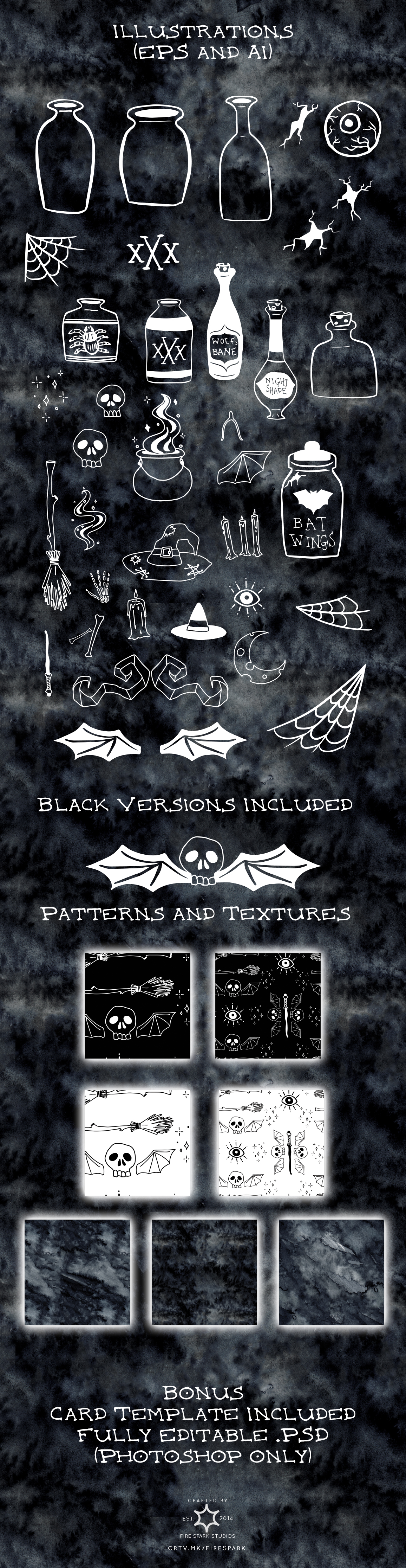 Witches Britches Font Family  example image 6