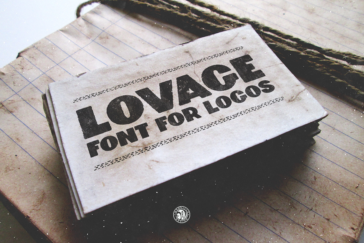 Lovage Font example image 2