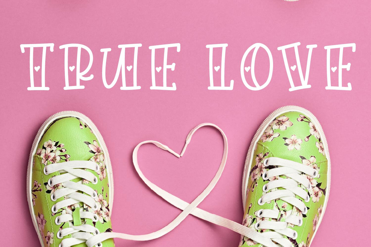 Love Fever - A Heart-tastic Font Trio - with 6 Styles! example image 6