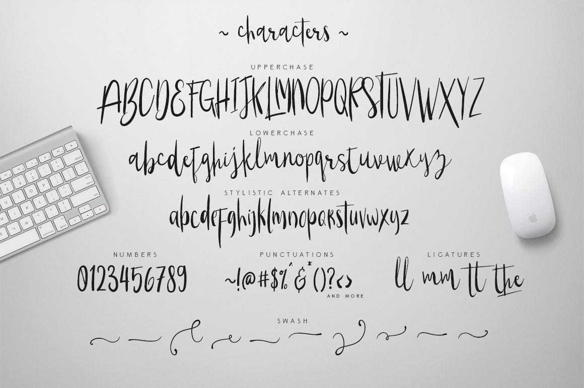 Beauty Script example image 5