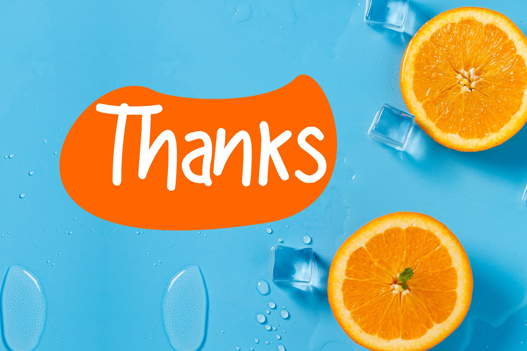 Cold Orange | Playful Font example image 7