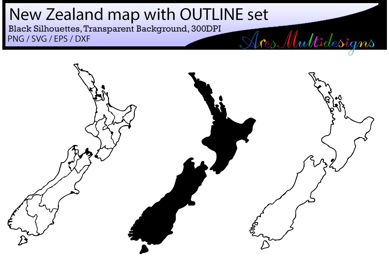 New Zealand Provinces Map.New Zealand Provinces New Zealand Map Newzealand Outline