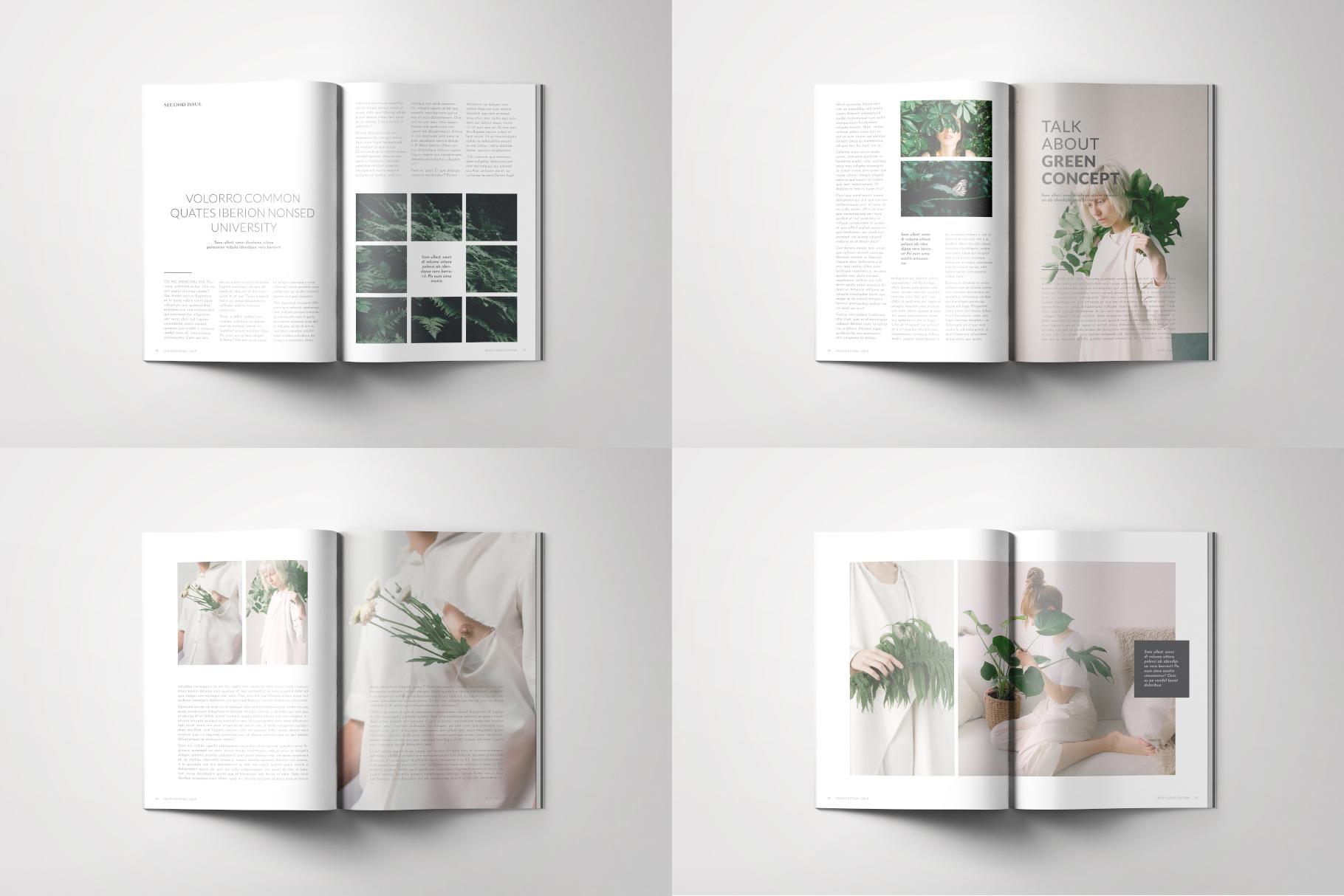 Minimalive Magazine example image 4