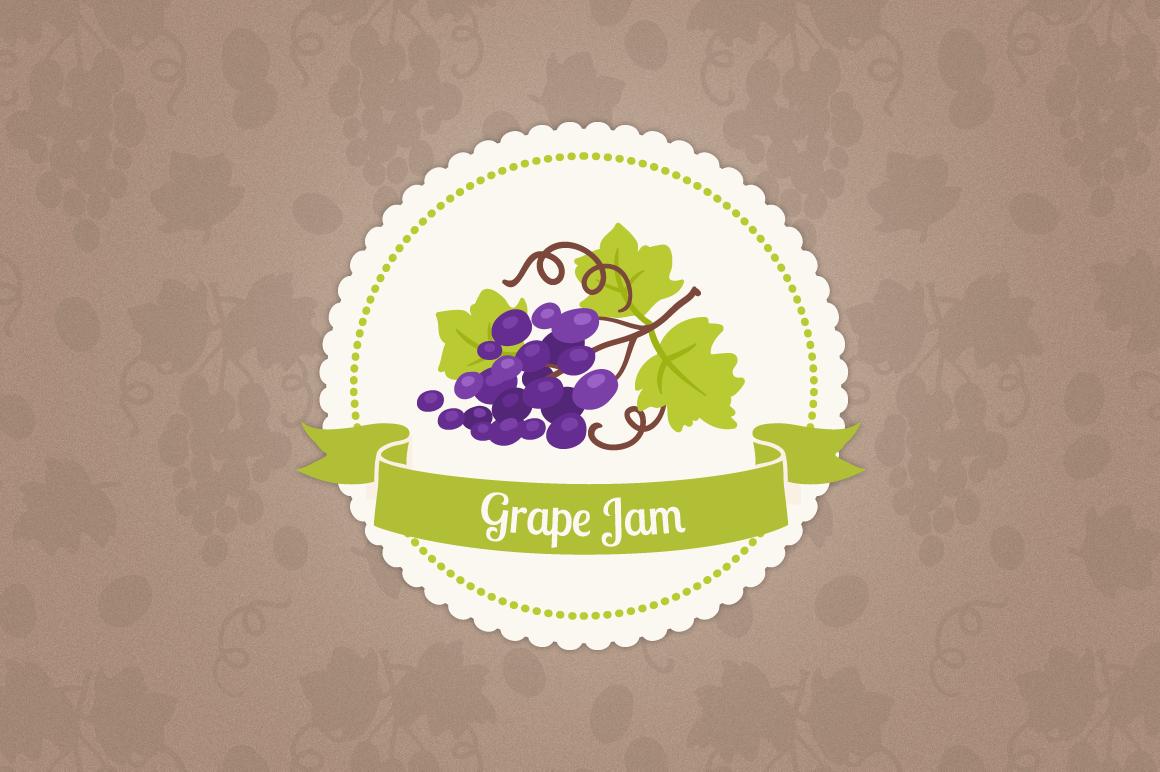 Grape Jam example image 3