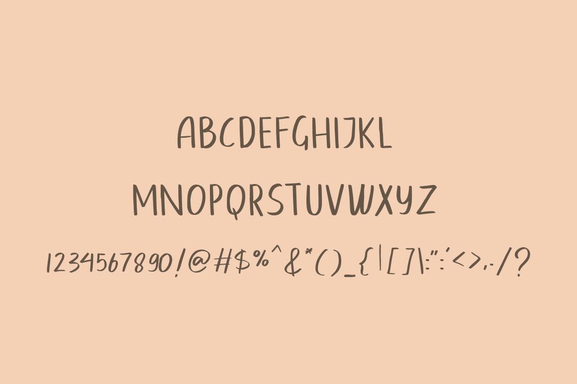 Hellocat - Fun Sans Serif example image 6