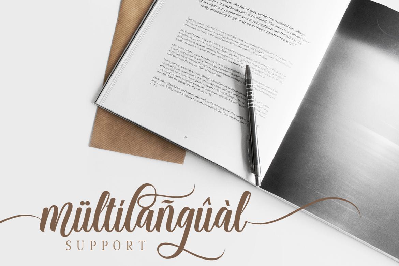 Matilda Anderson Font Duo example image 7