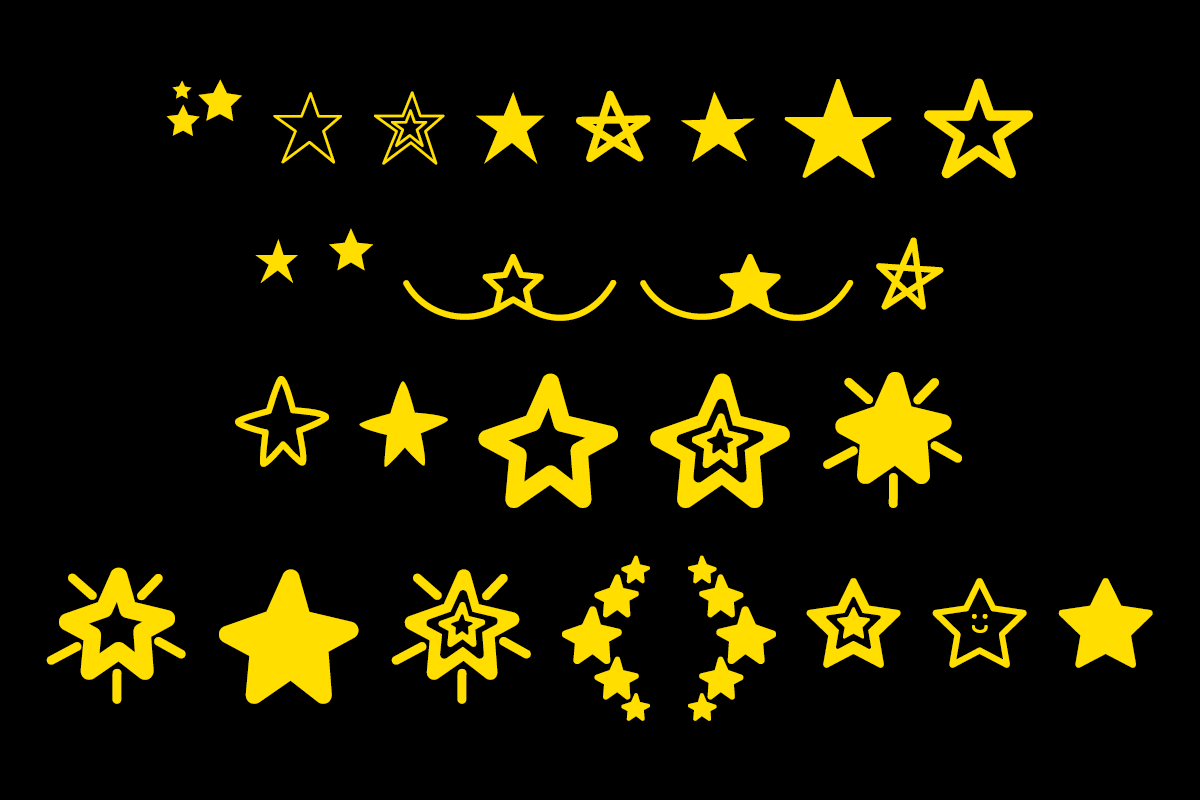 MF Star Dings example image 2