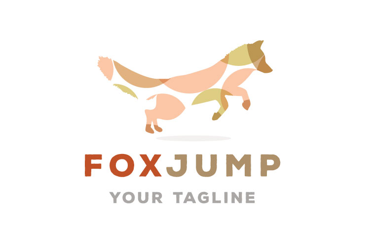 Fox Animal Logo Design example image 1