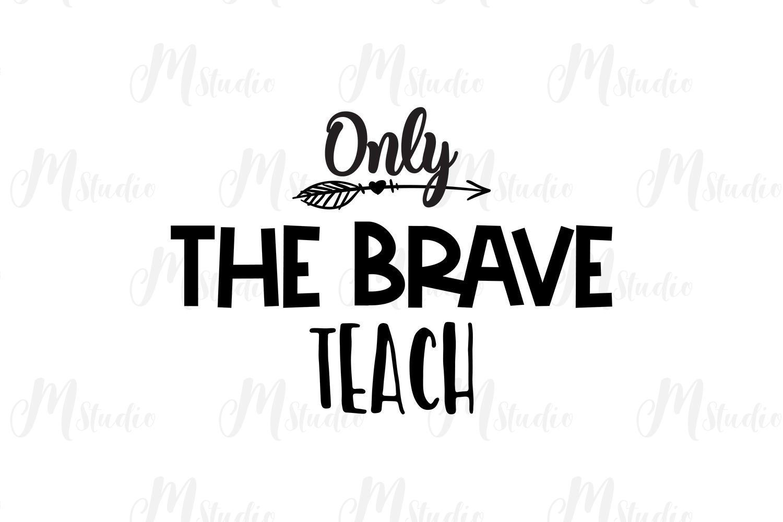 Teacher SVG Bundle. example image 15