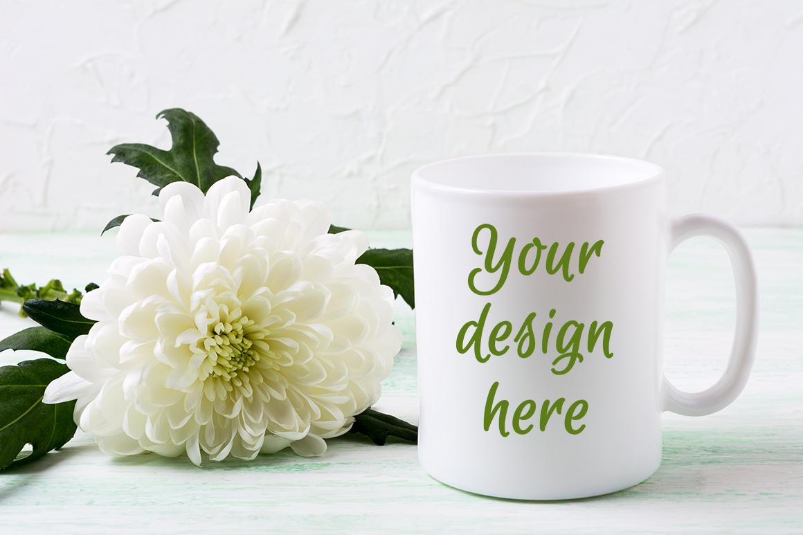 Coffee mug mockup bundle example image 6