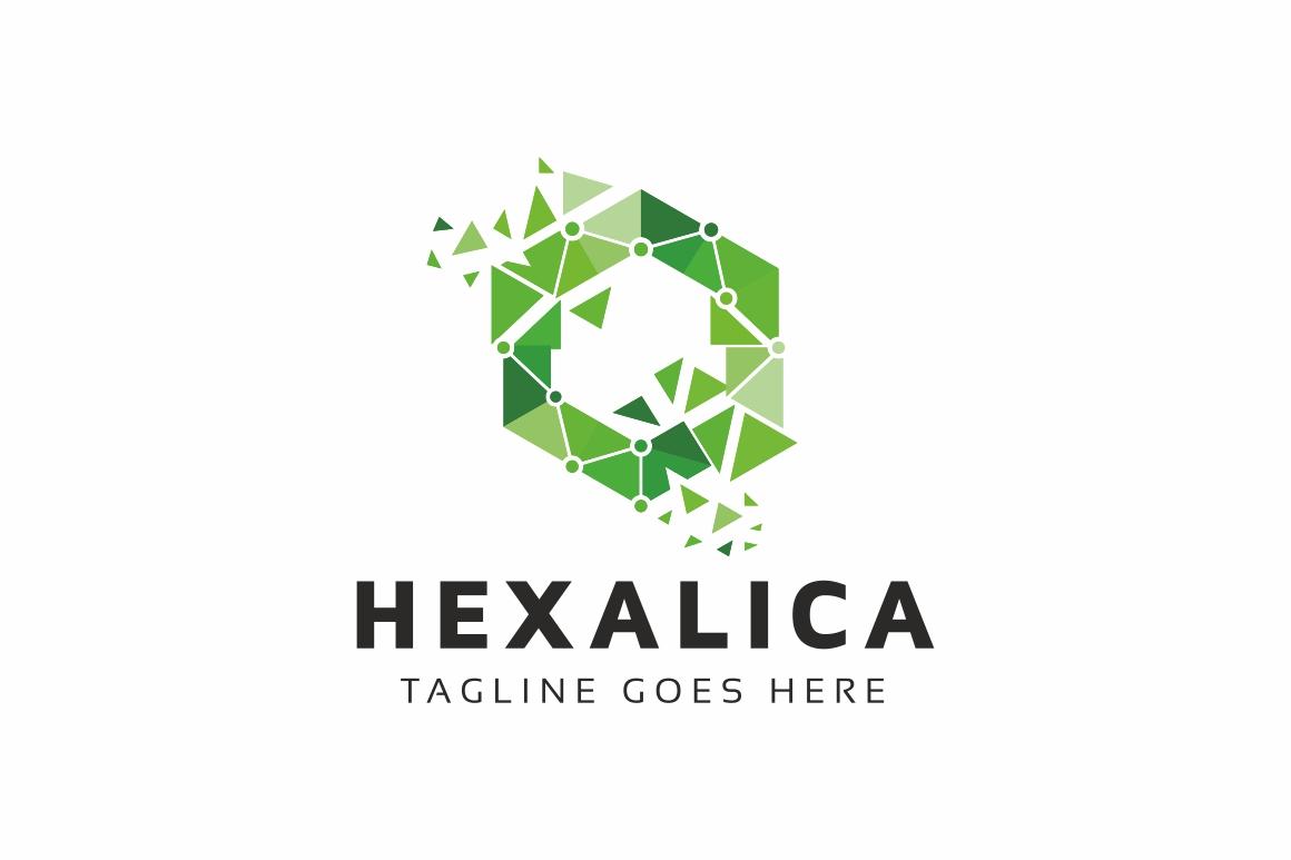 Hexalica Logo example image 1