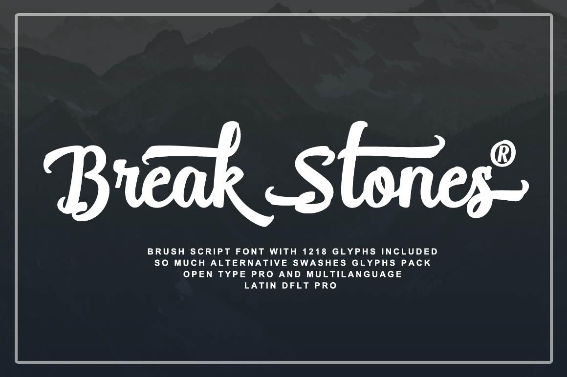 Break Stones Pro example image 13