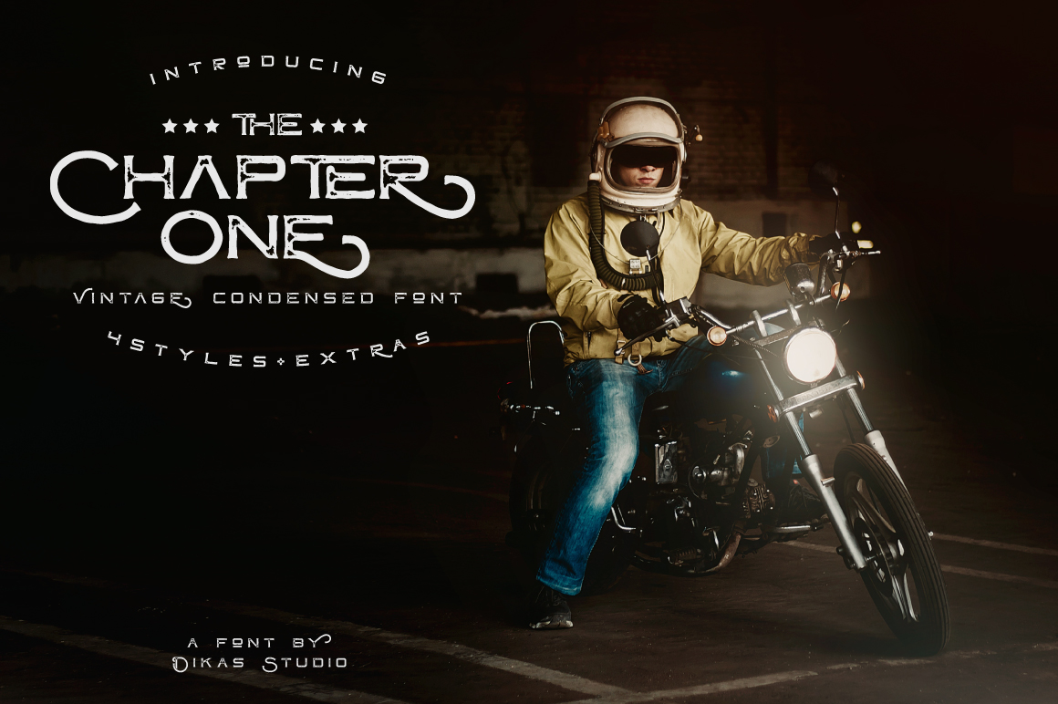ChapterOne - 4 Styles example image 1