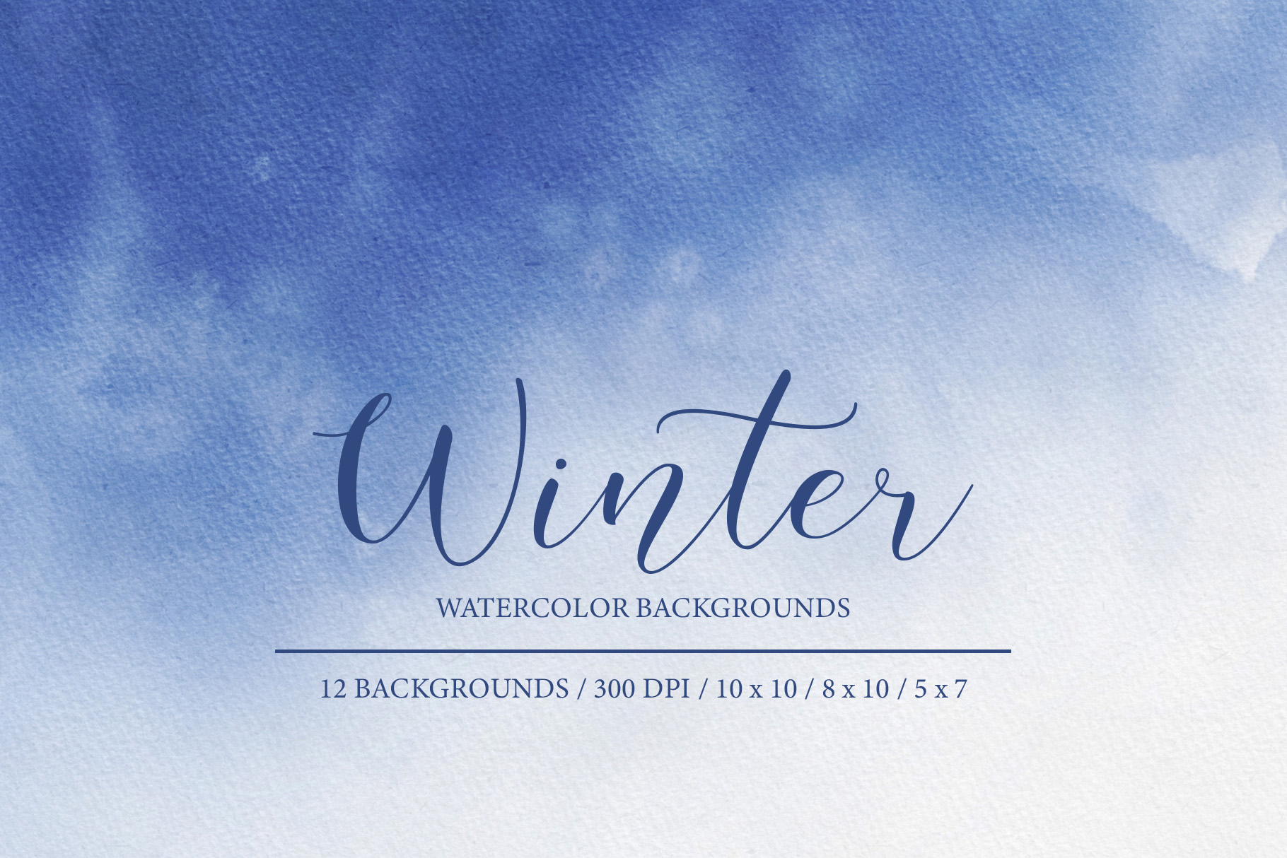 Winter Backgrounds example image 1