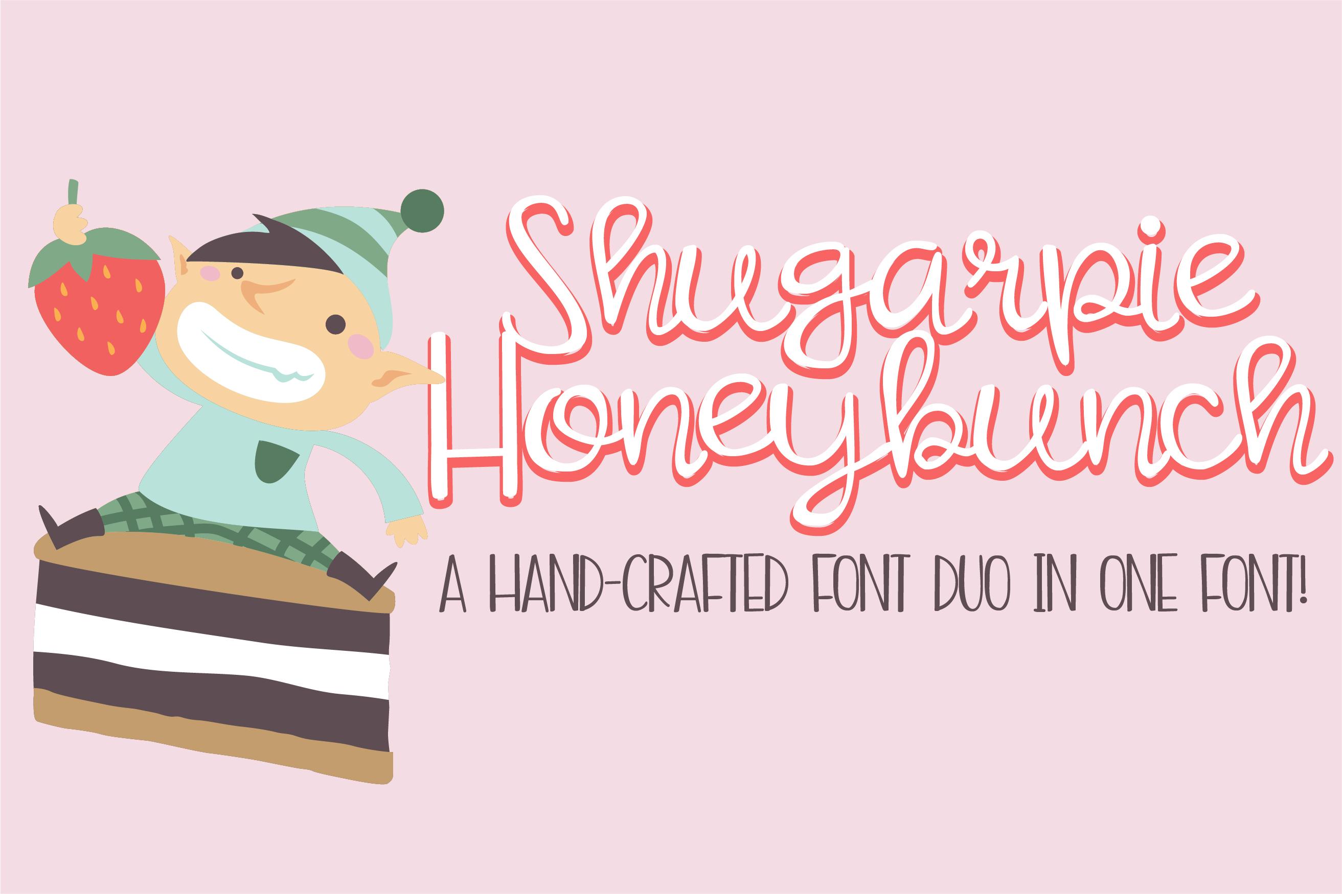 PN Shugarpie Honeybunch example image 1