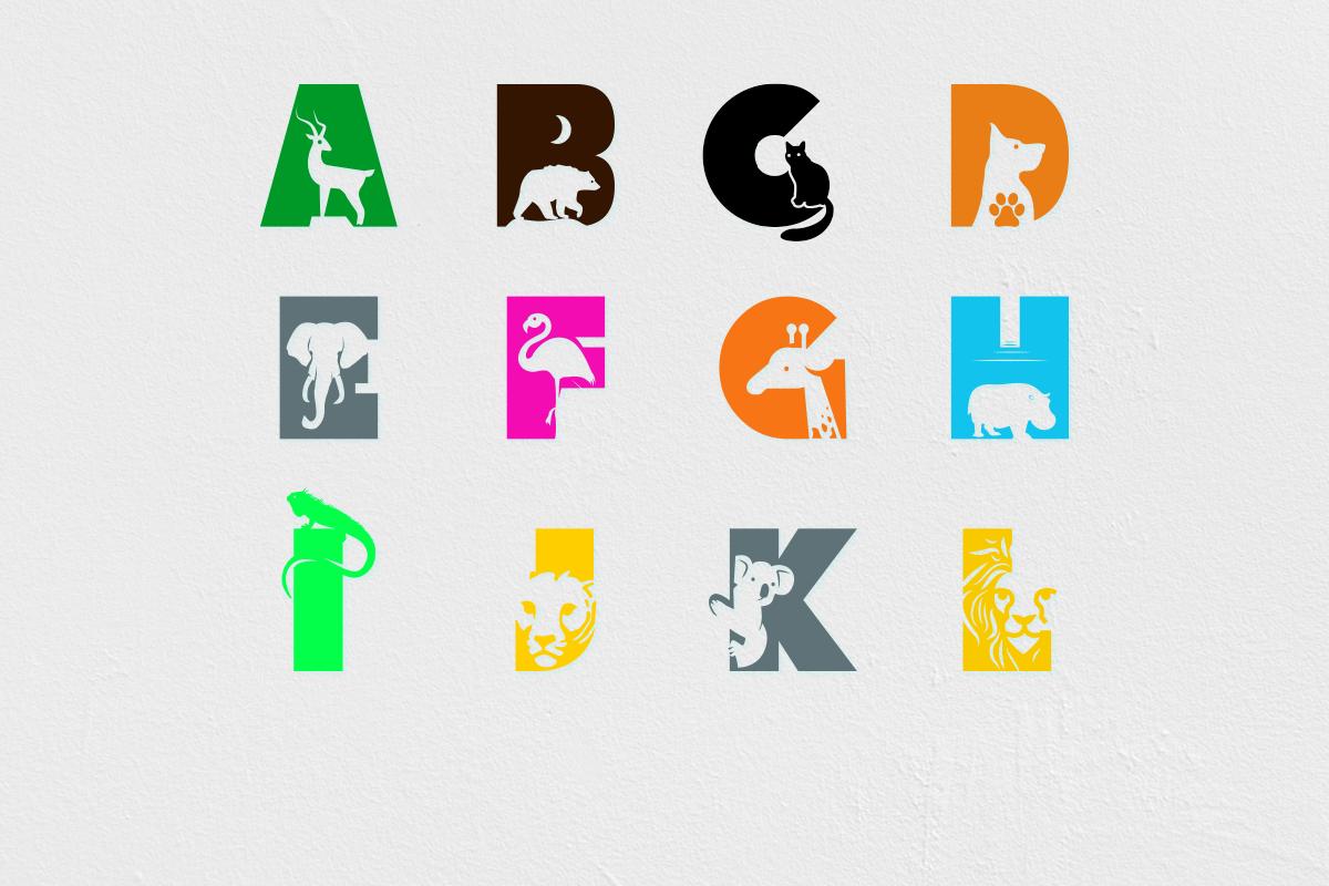 Animal Kingdom Craft Font   Wild Animals Font example image 8