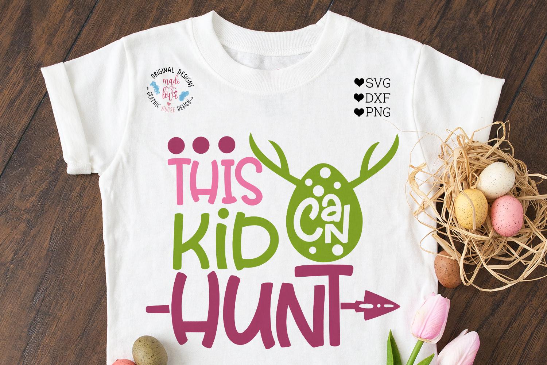 Mini Easter Kids Cut Files Bundle example image 6