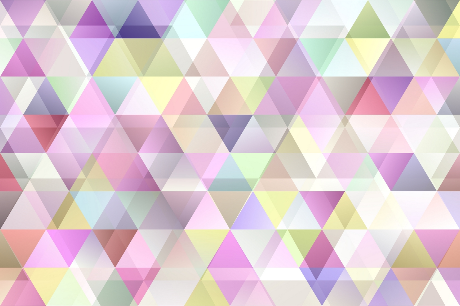24 Gradient Polygon Backgrounds AI, EPS, JPG 5000x5000 example image 14