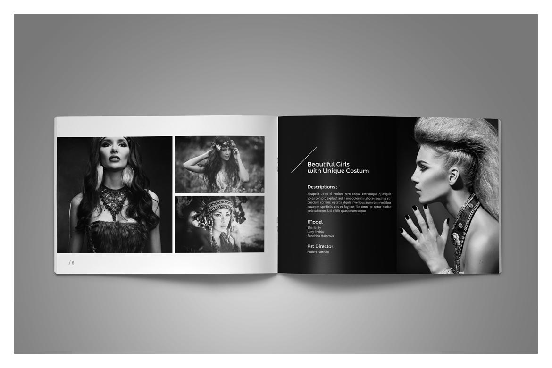 Photography Portfolio Template example image 7