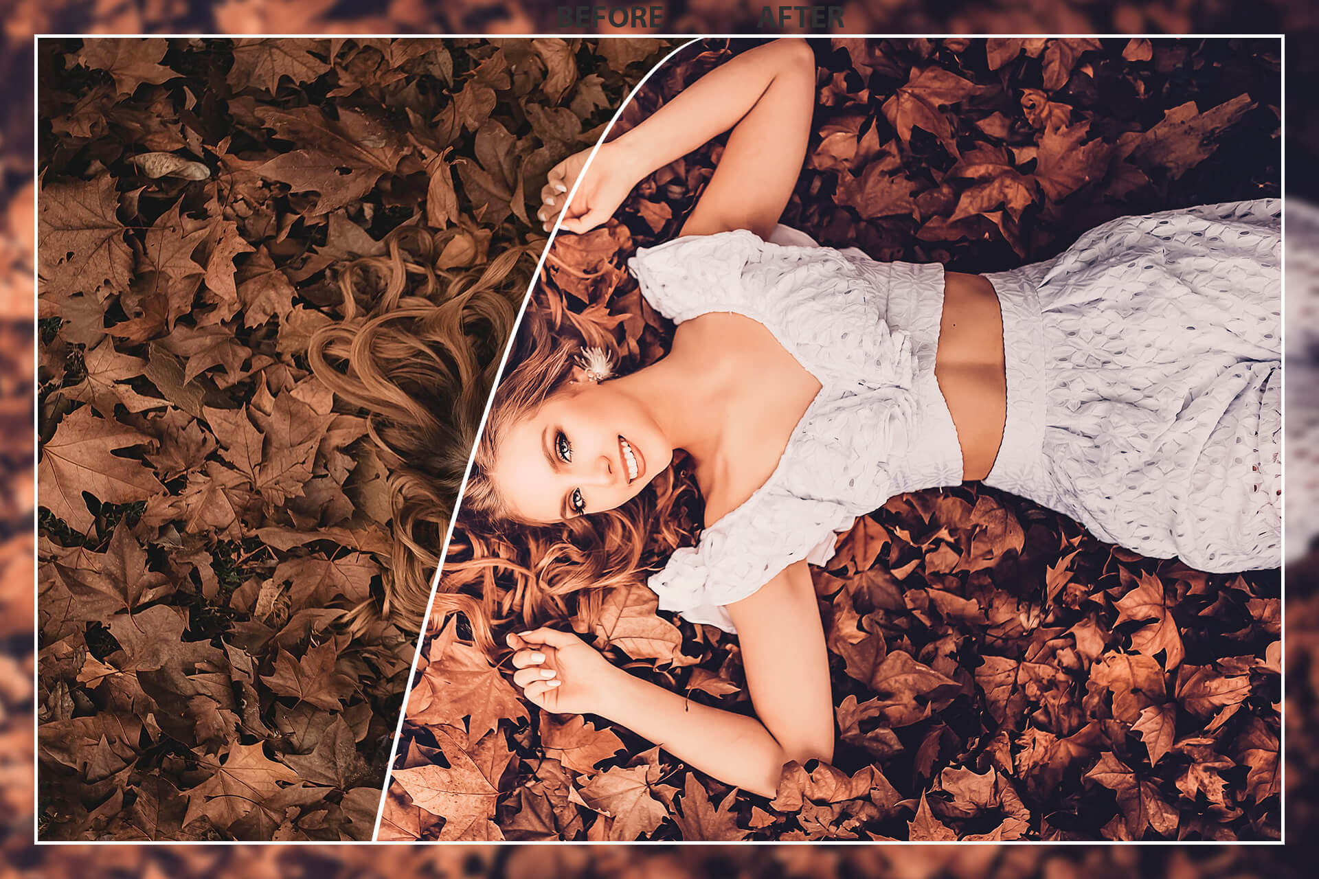 50 Autumn Mobile Lightroom Presets example image 6