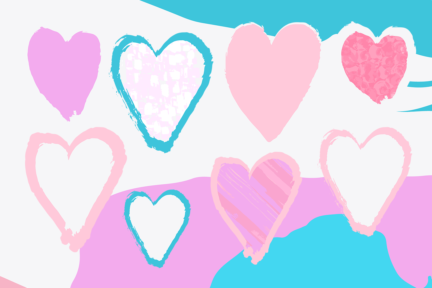 Artistic Love/Backgrounds example image 3