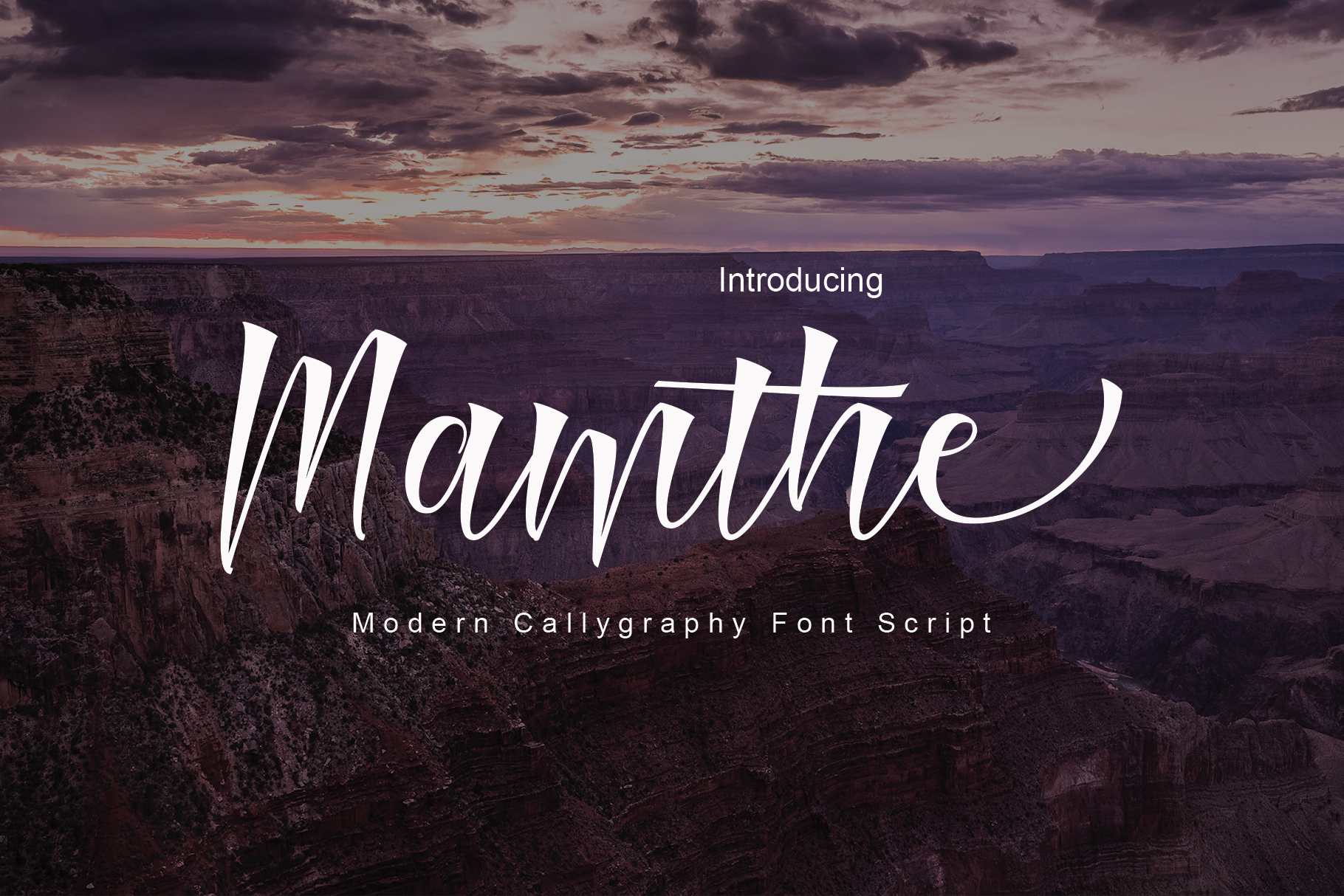 Calligraphy Font Bundles example image 17