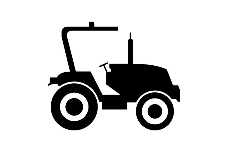 Tractor icon example image 1