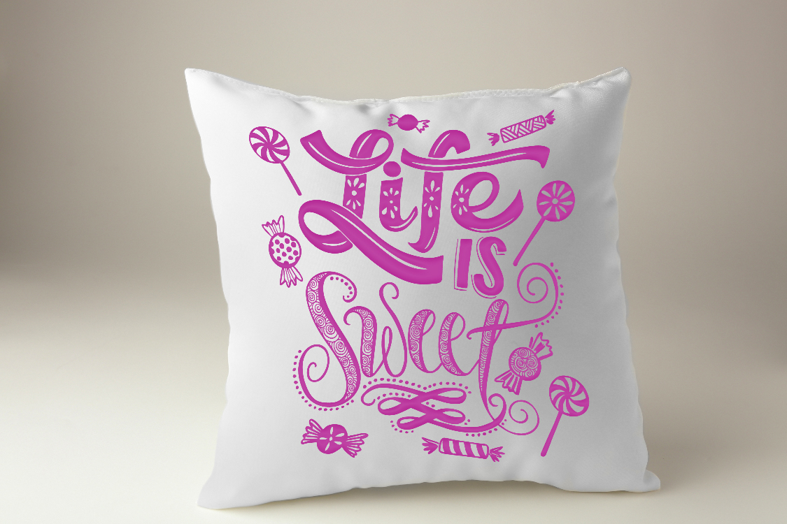 Life is Sweet - Hand Drawn Candies example image 2
