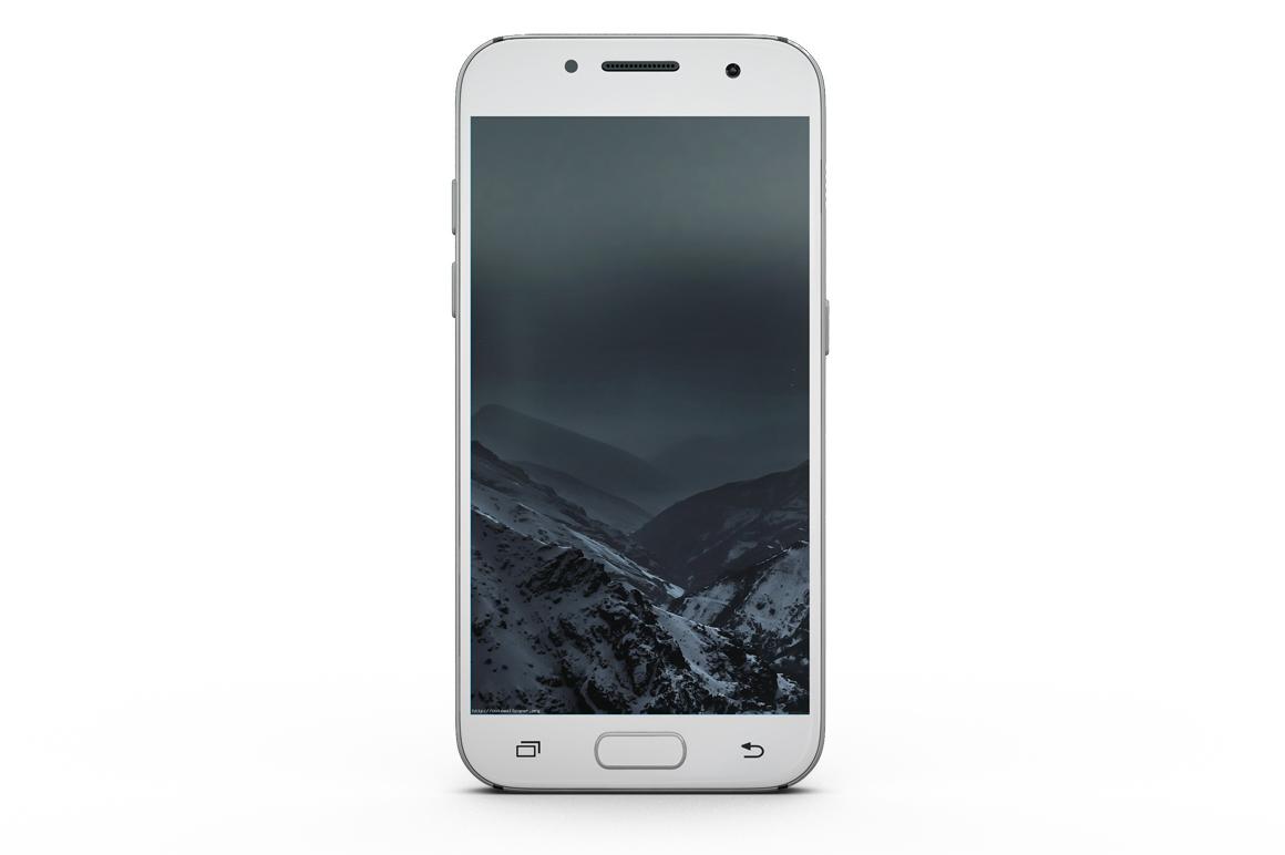 Samsung Galaxy s3 Mockup example image 3