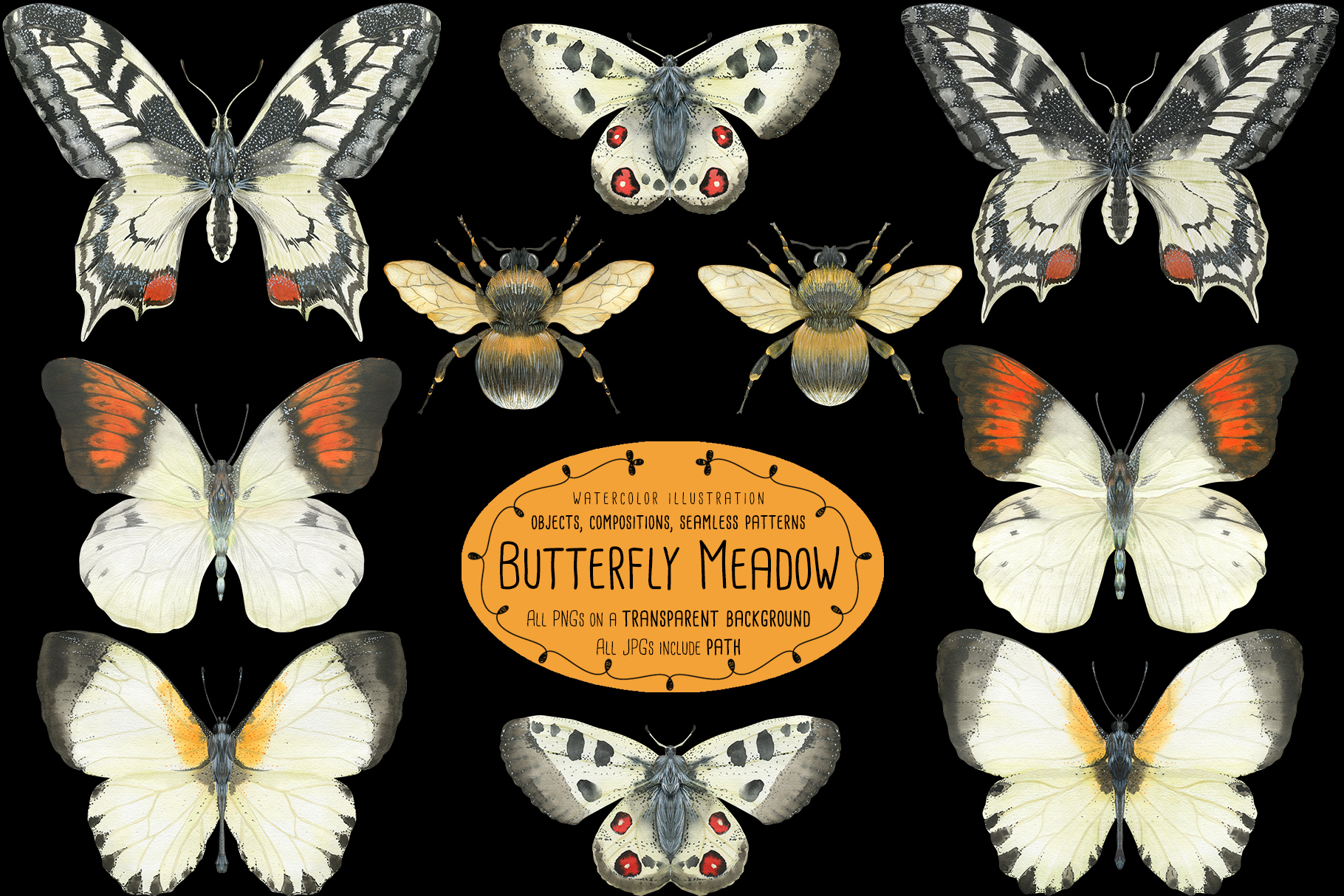 The Butterfly Meadow example image 5