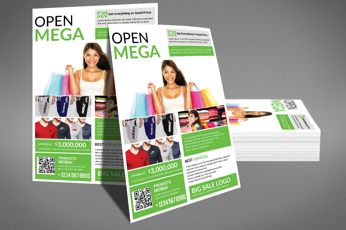 Paroduct Business Flyer example image 2