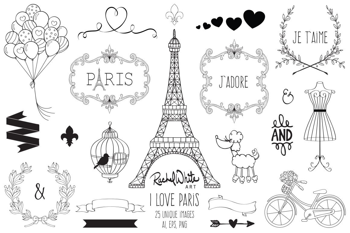 I Love Paris example image 2