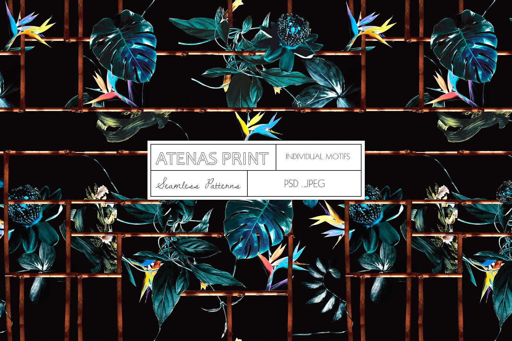 Atenas Patterns example image 9