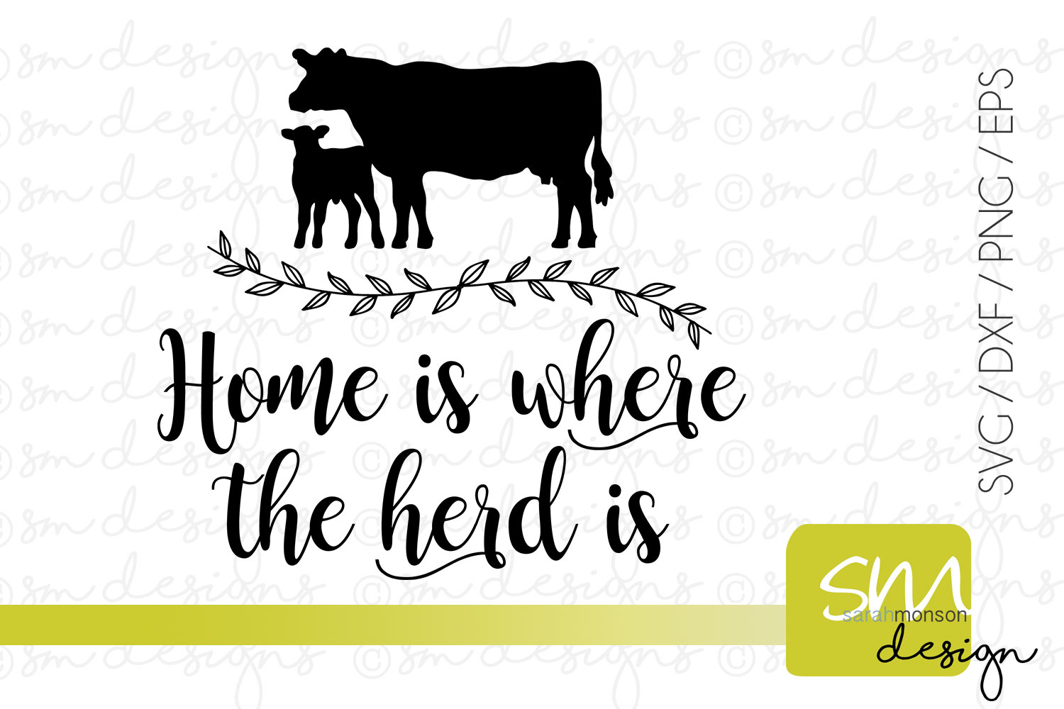 Home is Where the Herd Is example image 1