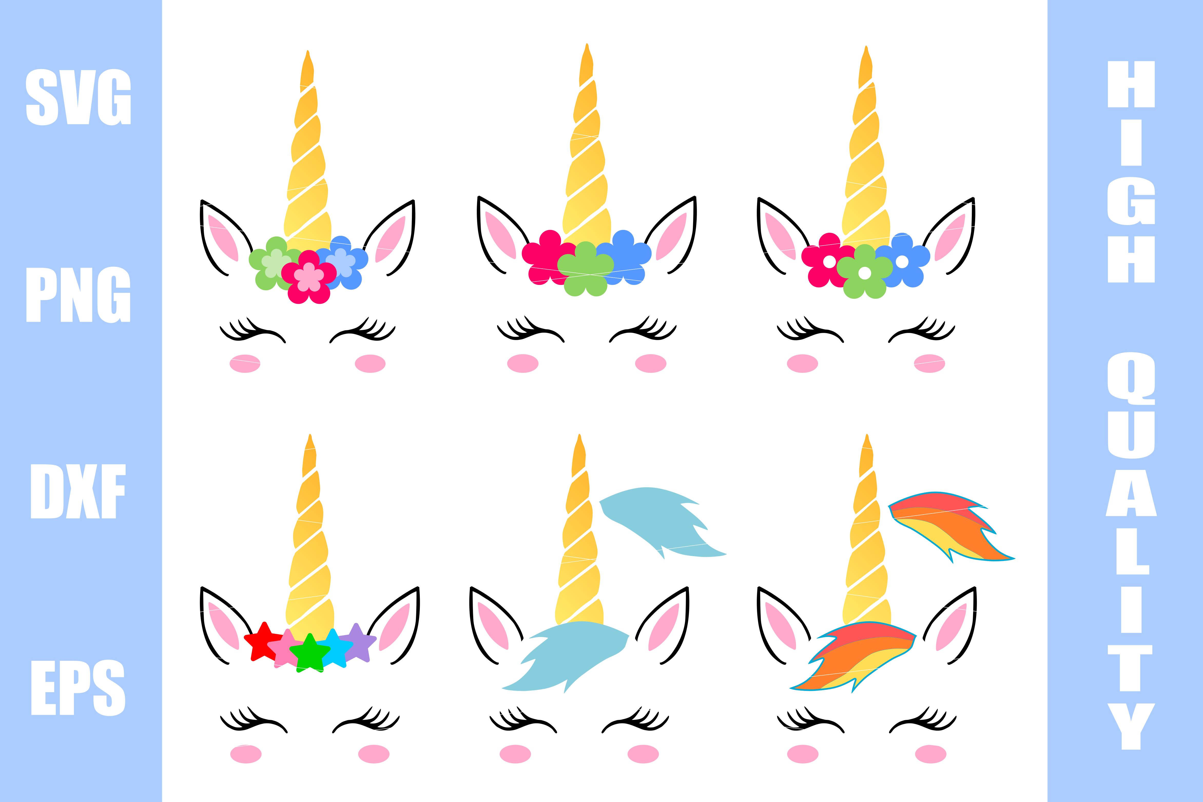 Unicorn Bundle example image 1