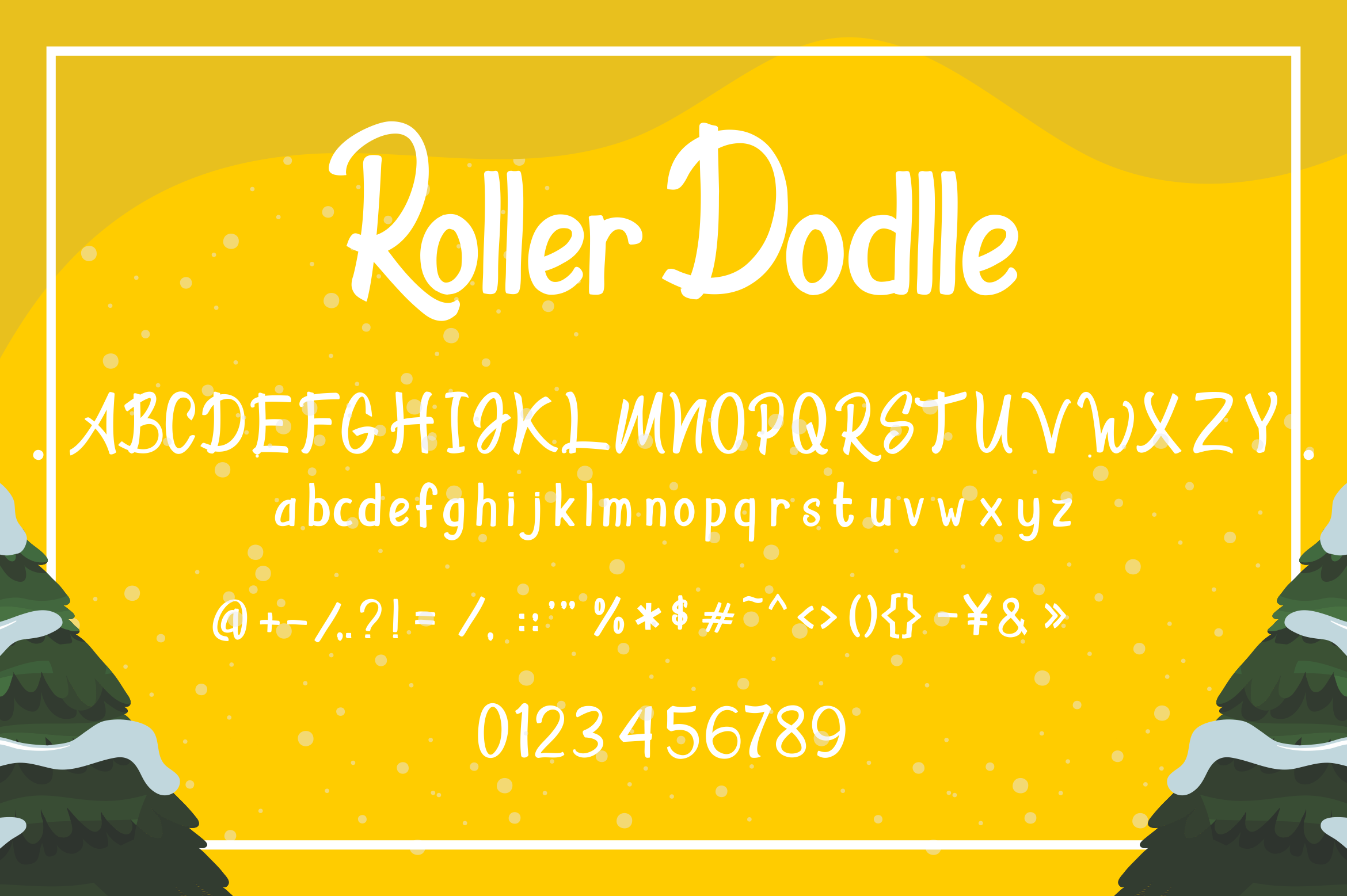 Roller Dodlle example image 5