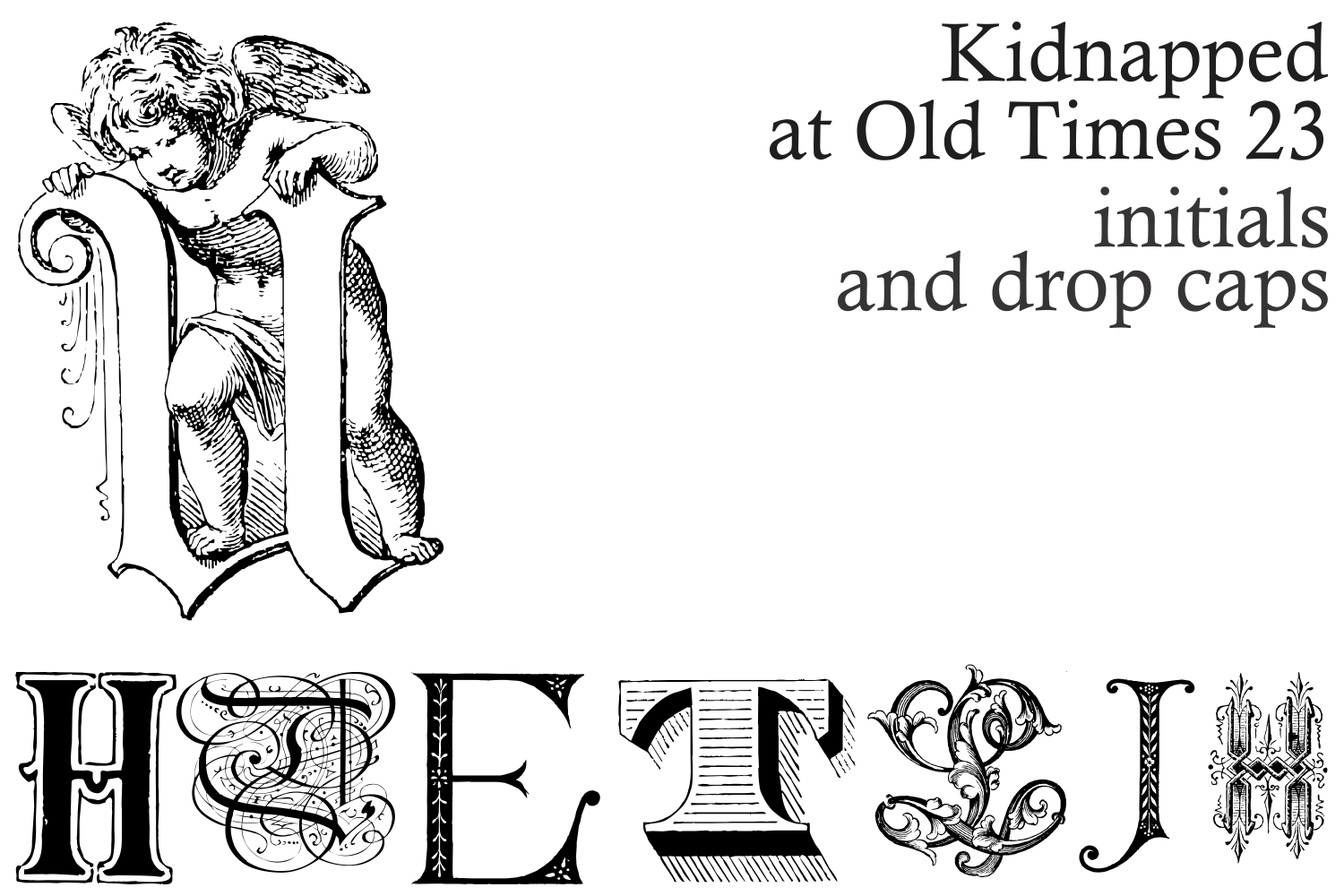 Kidnapped at Old Times 23 example image 1