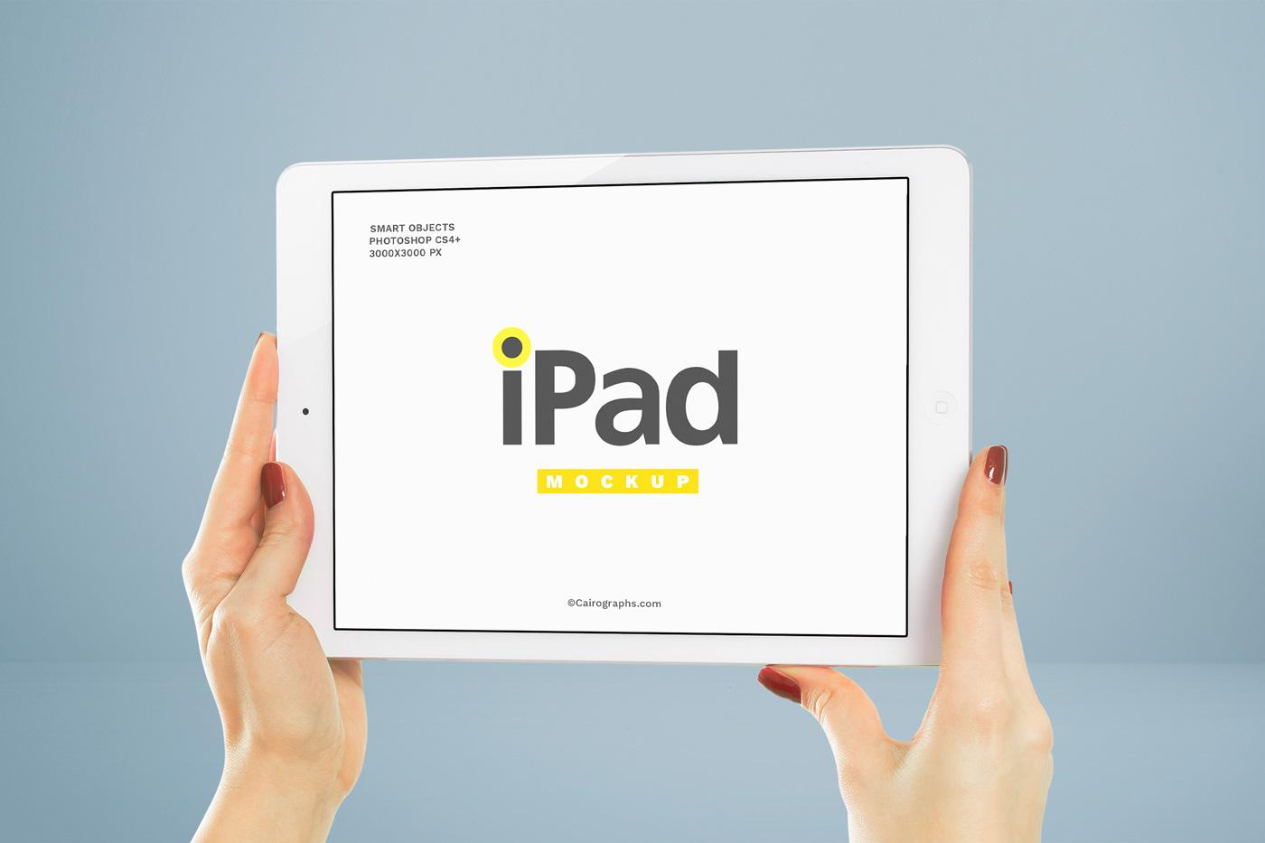 iPads Mockups example image 3