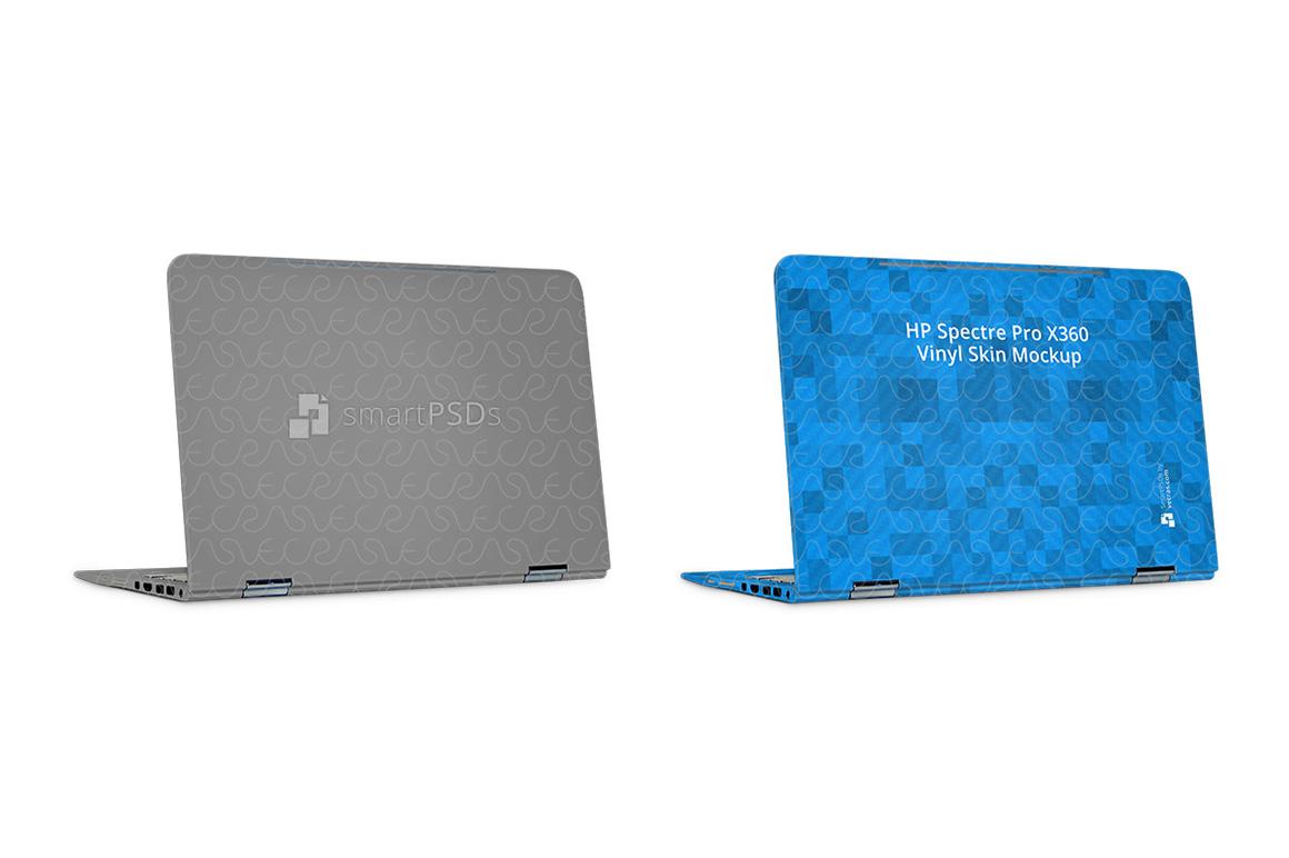 HP Spectre Pro X360 G2 Laptop Skin Design Template 2018 example image 1
