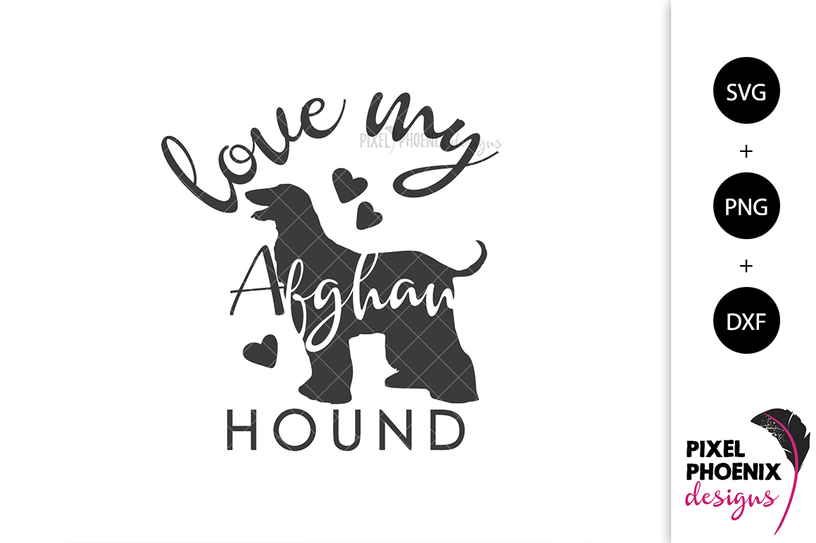 Love My Afghan SVG example image 2