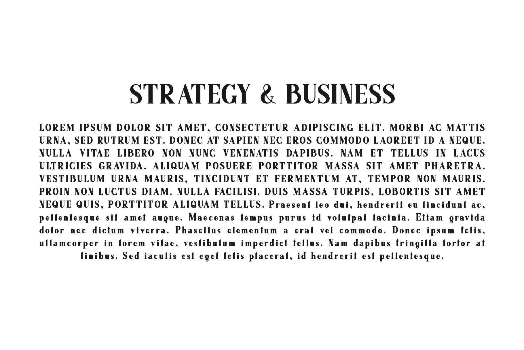 Manchester. Serif family. example image 7